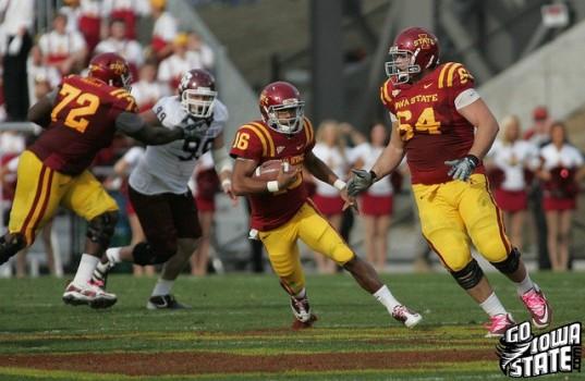 Jared Barnett runs vs TAm 20111 537x350