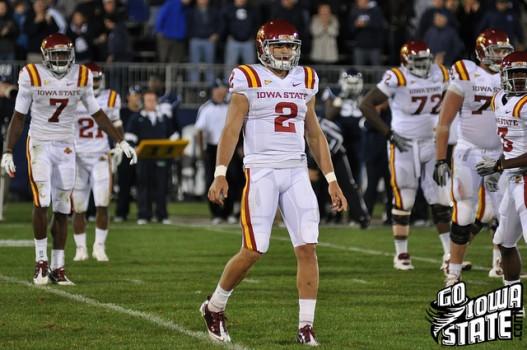 Steele Jantz walk vs UConn 20111 527x350